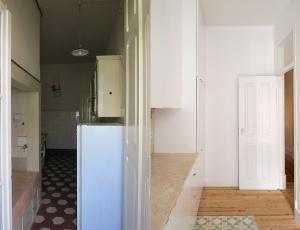 Cozinha – antes | depois