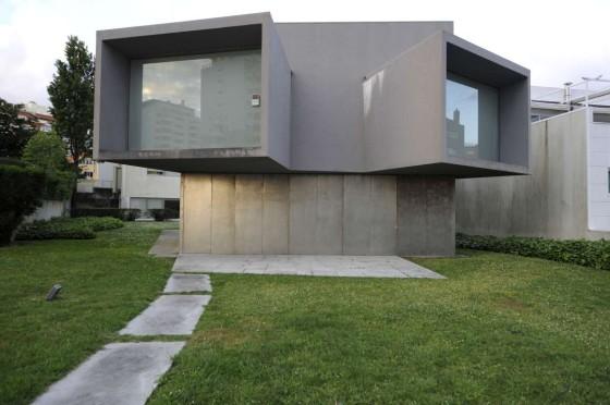 casa Manoel de Oliveira