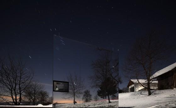 casa invisibile